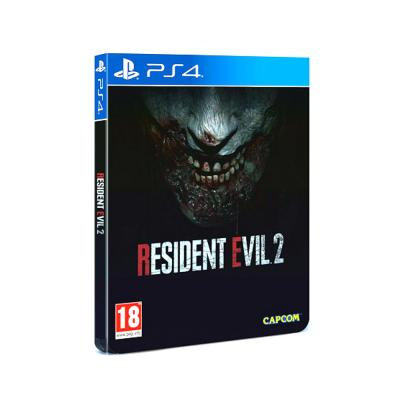 Resident Evil 2 Remake SteelBook Edition (PS4, рус.)